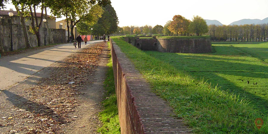The Walls of the City of Lucca