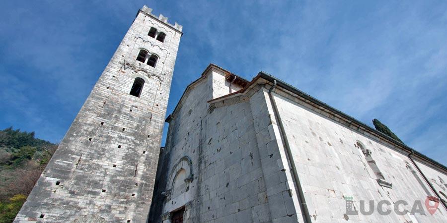 Pieve di San Giorgio in Brancoli