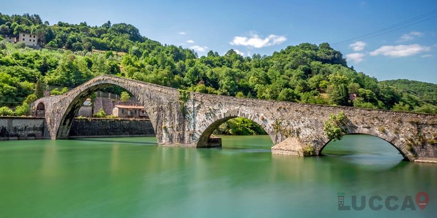Devil's Bridge (Ponte della Maddalena - Ponte del Diavolo)