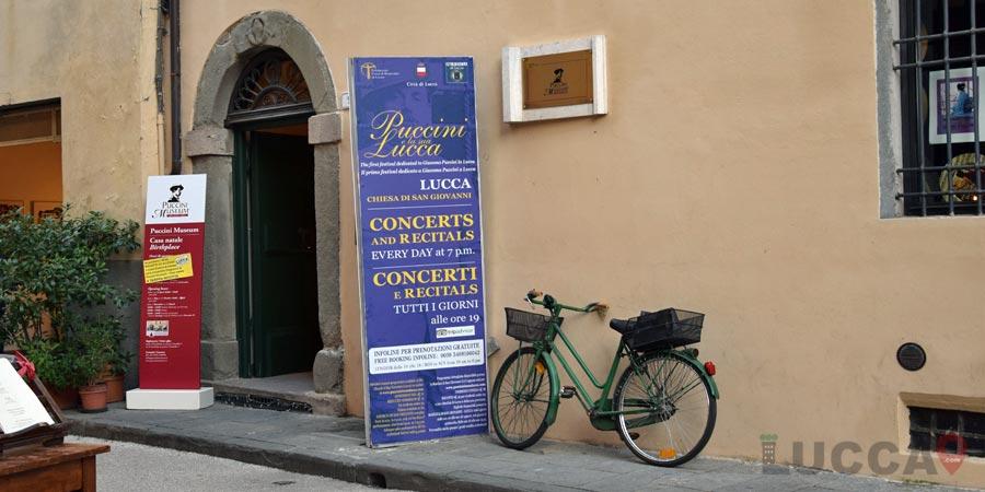Puccini Museum - Casa Natale Giacomo Puccini