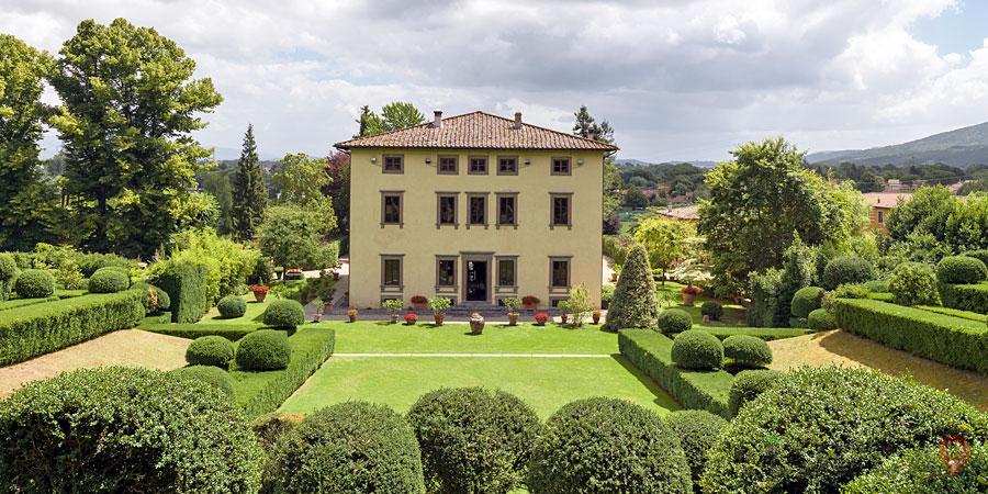 Villa Bernardini (Vicopelago)