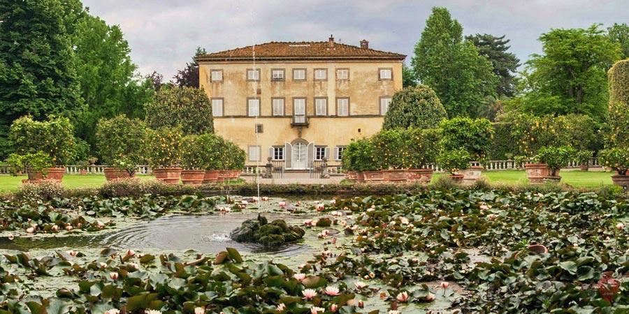 Villa Grabau (San Pancrazio)