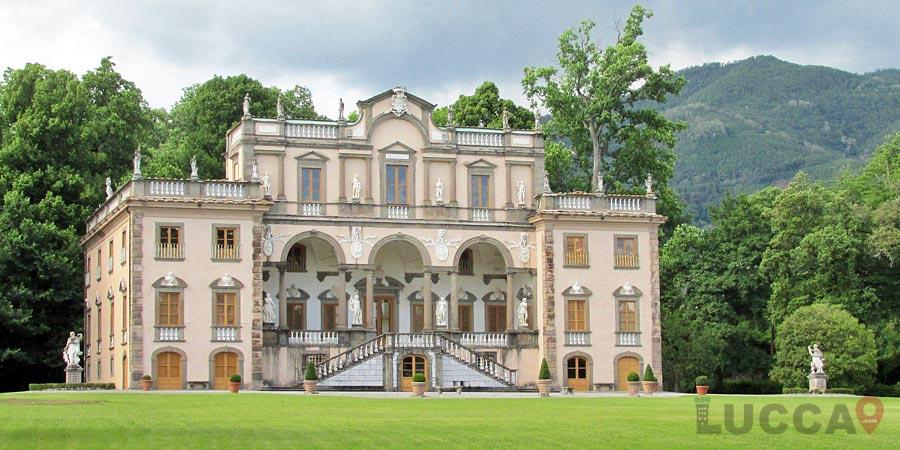Villa Mansi (Segromigno in Monte)