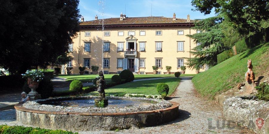 Villa Oliva (San Pancrazio)