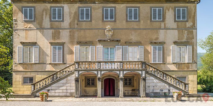 Villa Mazzarosa (Segromigno in Monte)