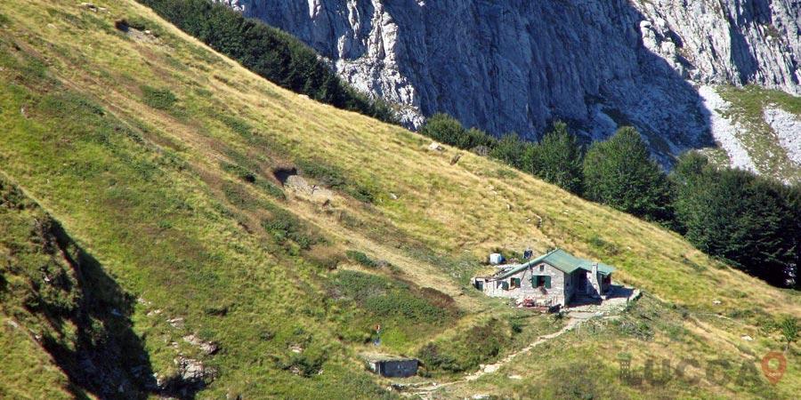 Rifugio Rossi (Alpi Apuane)