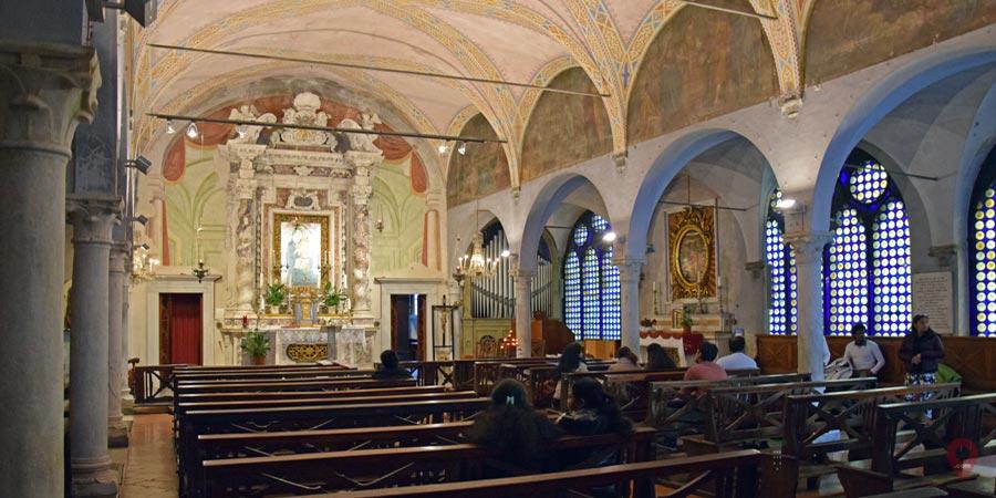 Church Santa Maria della Rosa