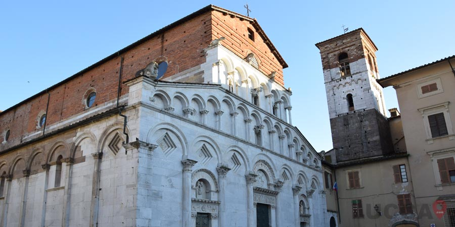 Church of Santa Maria Forisportam